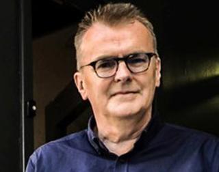 Laurence O'Bryan (Author and Founder of BooksGoSocial.com)
