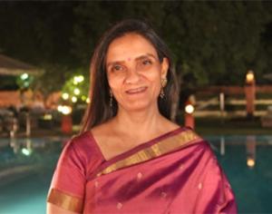 Mita Kapur (CEO of SIYAHI, India's Leading Literary Agency)
