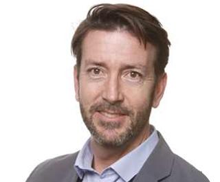Damian Horner (Brand Development Director, Hachette Publishers UK)