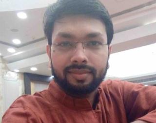 Shambhu Sahu (Commissioning Editor with Rupa Publications India)