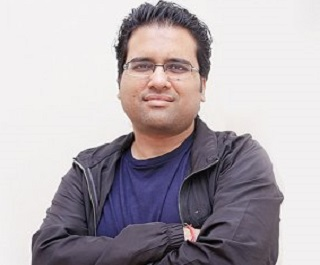 Kanishka Gupta (Founder - Literary Agency)