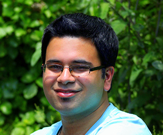 Arup Bose (Publisher - Srishti Publishers)