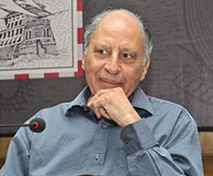 Padma Shri Keki Daruwalla (Author   Poet)