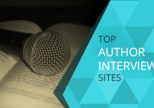 Top Author Interview Sites